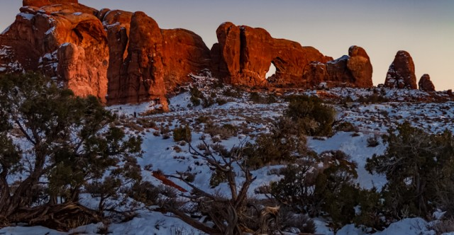 Best National Parks For Winter Adventure