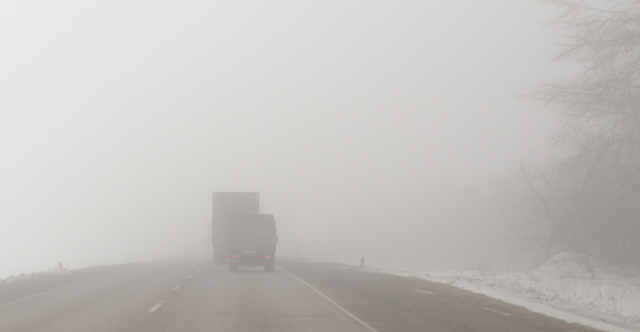 Safety Reminders For Foggy Weather Driving
